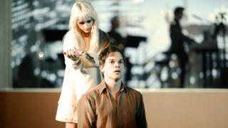 Michael C Hall in Lazarus