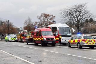 Emergency services are leading the search for Michael McGannon