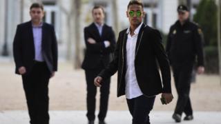 Neymar sivil