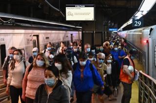 مترو در نیویورک