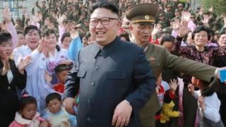 Kiongozi wa Korea Kaskazini Kim Jong-un, alimwalika mwenzake wa kusini kwa mkutano