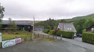 Sweet Lamb Farm and Rally Complex, Glanrhyd