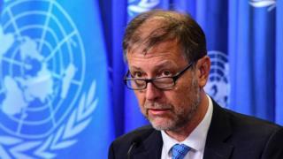 Representante del alto comisionado de las Naciones Unidas para los Derechos Humanos en México, Jan Jarab.