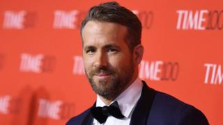 Ryan Reynolds attending the Time 100 Gala