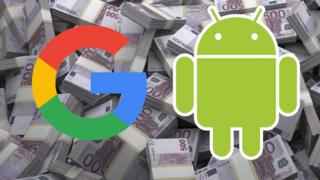 Google hit with €4.3bn Android fine from EU
