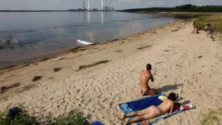 东德裸体海滩