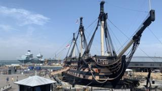 environment HMS Victory