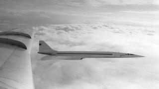 蘇聯圖-144:注定失敗的協和飛機競爭者