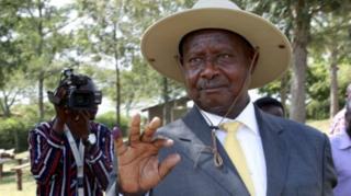 """Prezida Museveni ni we yatsinze amatora"""""""