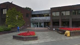 East Renfrewshire Council offices