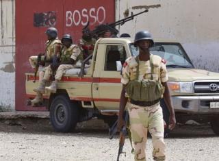 armée, tchad, niger, nigéria, cameroun, lutte contre boko haram