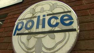 Northamptonshire Police logo