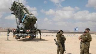 اسرائیل می گوید هواپیمای سوری هدف پدافند ضدهوایی ارتش قرار گرفته