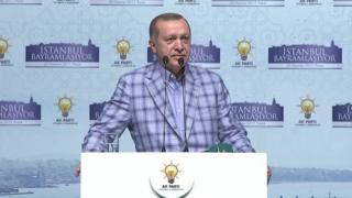 Erdoğan bayramlaşma konuşması