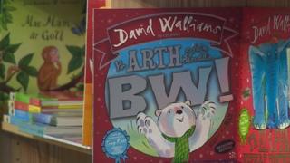Welsh language books
