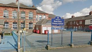 Rock Ferry Primary School