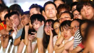 Việt Nam được xem là có dân số trẻ