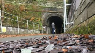 Tregarth tunnel