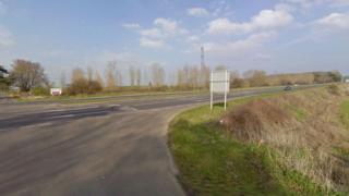 Sherborne A30 crash: Woman dies of injuries