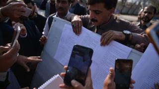 ہری پور جیل مشال خان کیس