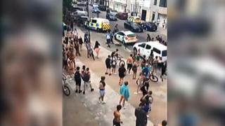 Portsmouth crowd