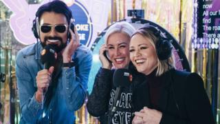 Rylan raises £968,000 with 24-hour Children In Need karaoke feat