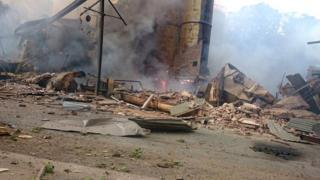 Bosley aftermath