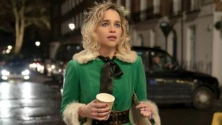 Emilia Clarke and Emma Thompson on Last Christmas and reading reviews