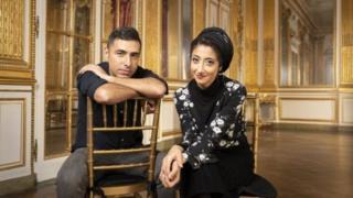 رامتین عربلویی و راند عبدالفتاح