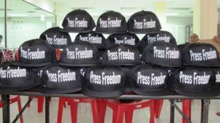 သတင်းလွတ်လပ်ခွင့်အတွက် လှုပ်ရှားမှု