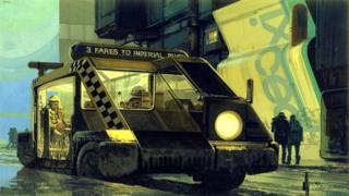 Technology The Movie Art of Syd Mead: Visual Futurist