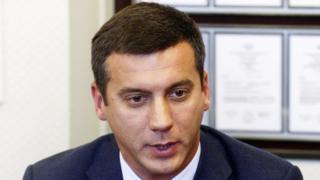 "Президент ДП ""Антонов"" Олександр Коцюба"