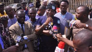 charly boy lead protest
