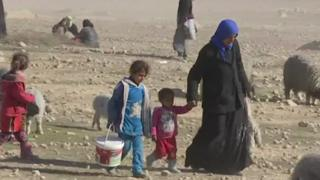 وضعیت کودکان در عراق