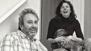 Ian Stewart and Helen Bailey