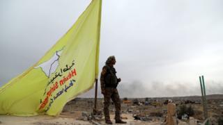 Курды удерживают тысячи бывших джихадистов, взятых в плен в Сирии