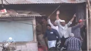 अहमदाबाद हिंसा