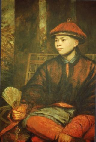 黄亚东画像
