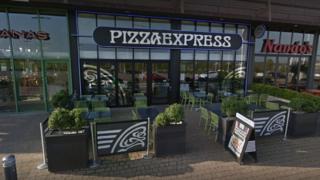 Pizza Express, Cribbs Causeway