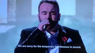 Loud questions affect Danny Tetley's performance