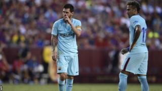 Messi yakinanye na Neymar mu myaka ine y'imikino muri Barcelone