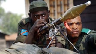 Onze morts dans des attaques contre des positions de l'armées en RDC