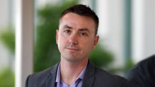 One Nation political adviser James Ashby