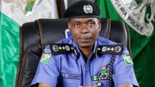 Nigerian Police IGP Mohammed Adamu