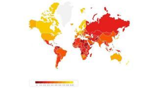 Uluslararası Şeffaflık Örgütü