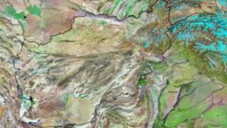 آب در افغانستان