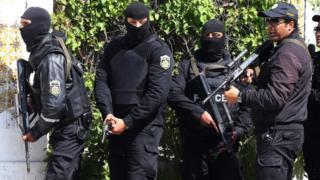 قوات الحرس الوطني التونسي
