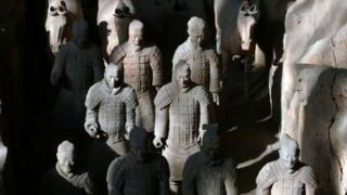 Terra Kota askerleri