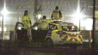 شرطة ساسيكس لاتزال تواصل عملها لتأمين المطار