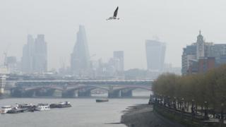 environment London